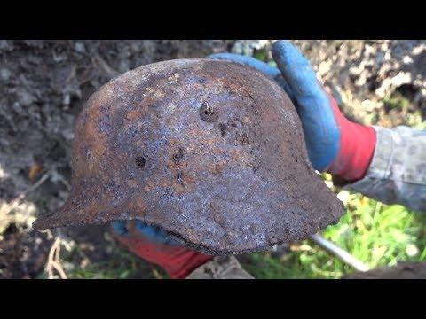 Долина смерти Раскопки Второй мировой N 43/ Searching relics of WW2 N 43 #SUBS