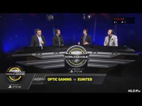 MLG Atlanta 2017 OpTic Gaming VS eUnited Grand Final