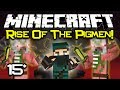 Minecraft RISE OF THE PIGMEN Adventure Map! - Let's Play! Ep 15