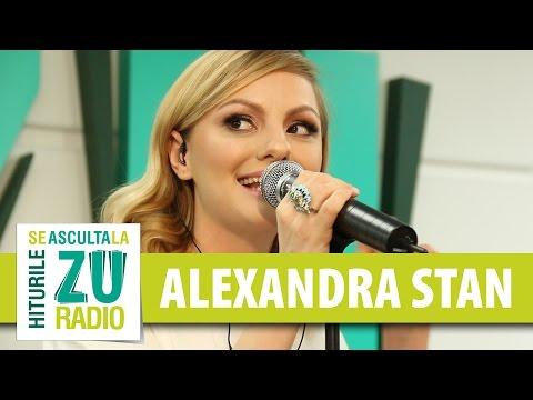 Alexandra Stan - Balans (Live la Radio ZU)