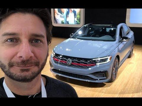 Volkswagen Jetta GLI 2020 | Detalles en vivo (Imagenes en Vertical)