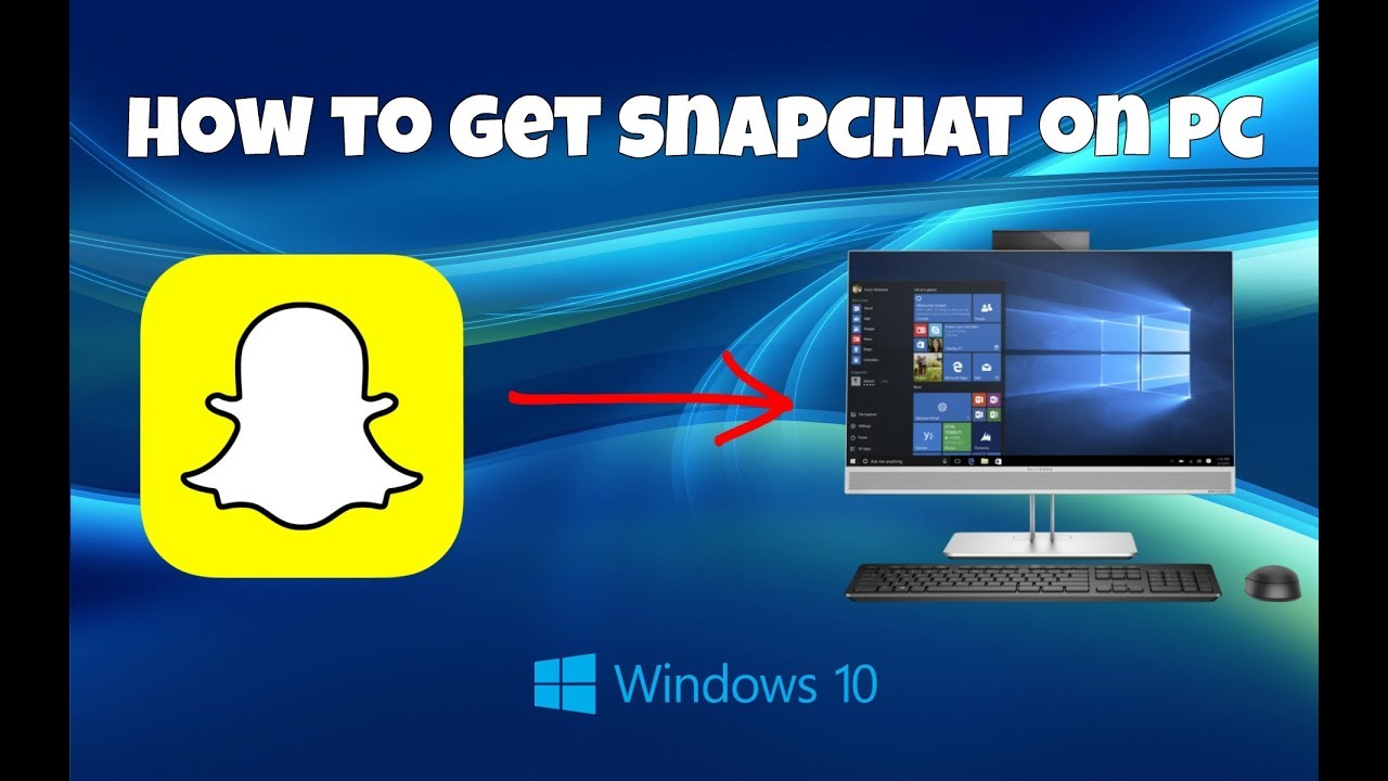 Download Snapchat for laptop/PC Snapchat for Windows /8 PC