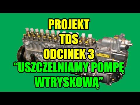 """PROJEKT TDS #3 """"USZCZELNIAMY POMPĘ WTRYSKOWĄ"""" POMPA WTRYSKOWA BMW E39 525TDS"""