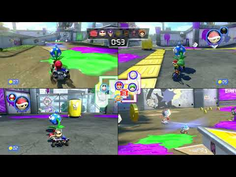 Mario Kart 8 Deluxe - Episode 4: The Tri Force Heroes |