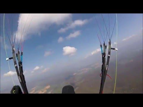 PARAGLIDING MURO-LOPENIK-VRSATEC(2/2)-42KM-13.4.2016