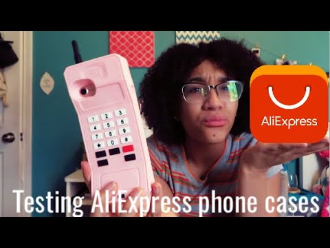 Testing Out Aliexpress Phone Cases