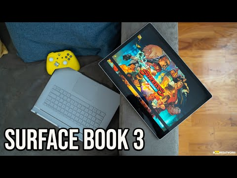 Surface Book 3 | Gaming Review!!!