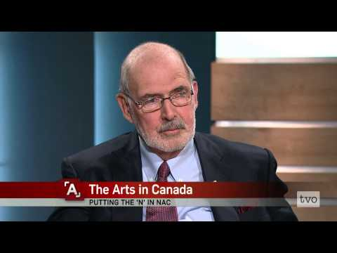 CEO Peter Herrndorf speaks about the NAC's role as nation builder through the arts.