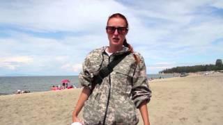 один из дней Байкальской Береговой Службы_one of Baikal Shore Service days day(Видео снято 2 августа 2014 года во время рейда на пляже Горячинск, Прибайкальский район, Республика Бурятия...., 2015-11-13T21:29:41.000Z)