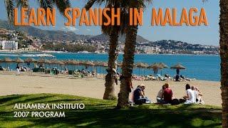 Learn Spanish in Malaga Spain - Spanish Courses in Malaga - Spanish language courses