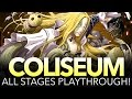 COLISEUM HAWKINS! STAGES 1 - 5 PLAYTHROUGH! (One Piece Treasure Cruise - Global)