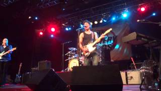 The Winery Dogs THE DYING 27/07/2013 BH