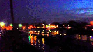 Sag Harbor Bridge Night July 2012 HD 1