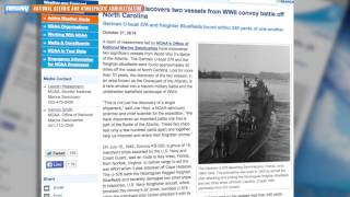 Sunken WWII U-Boat That Fired On U.S. Convoy Found