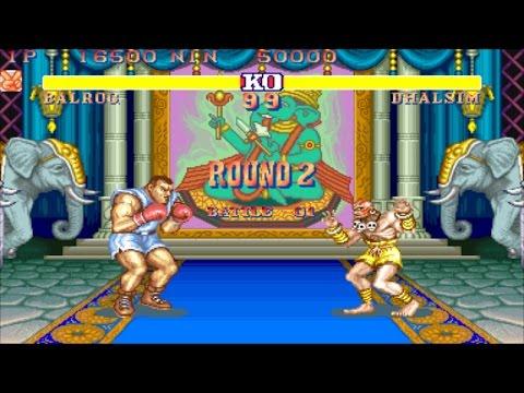 Street Fighter II: Champion Edition - Balrog (Arcade) Hardest