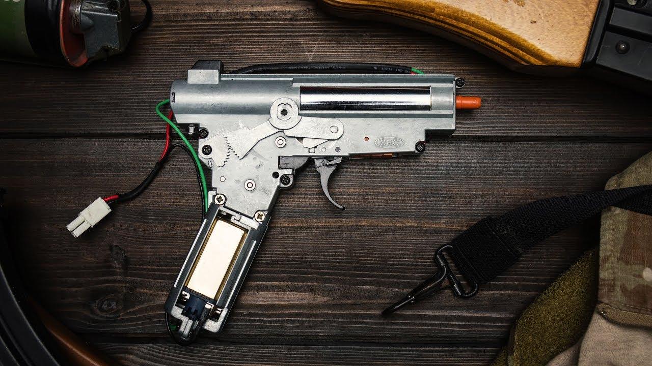 Gun Diagrams Schematics G on