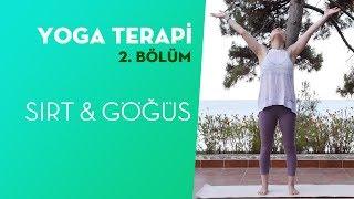 Yoga Terapi #2 - Sırt ve Göğüs için Hatha Yoga