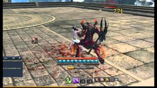 [Blade and soul] Blade master 120-0 Combo