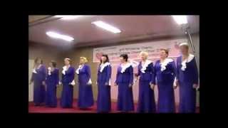 """Вокальная группа """"Зимняя вишня г Советская Гавань"""