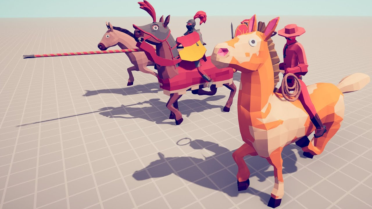Who is the Fastest Unit? 🔥 TABS - Totally Accurate Battle Simulator