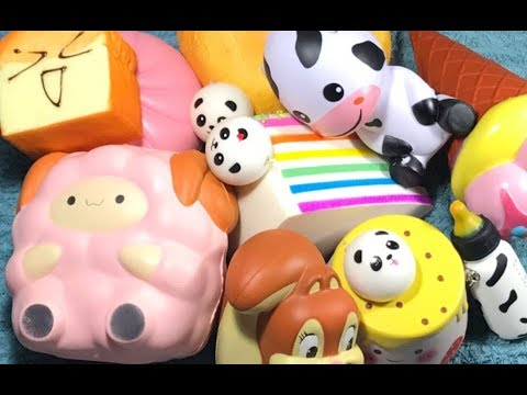 DAPET PAT PAT SHEEP?!! Squishy Package From Gearbest