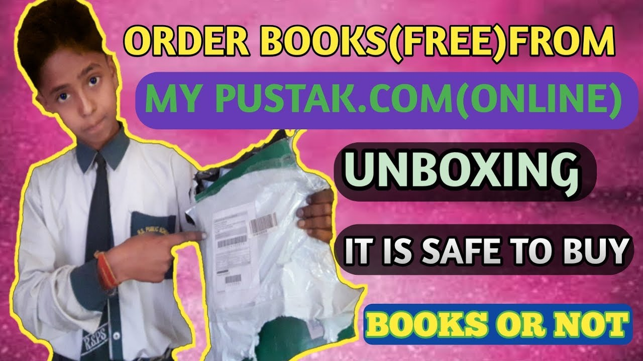 UNBOXING OF USED BOOKS BOUGHT - YouTube