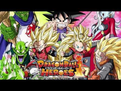 ♫ Nightcore   Dragon Ball Heroes - God Mission Opening Theme  [Full] [Lyrics]