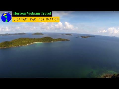 Une belle vidéo sur l'île de Phu Quoc Vietnam - HORIZON VIETNAM TRAVEL
