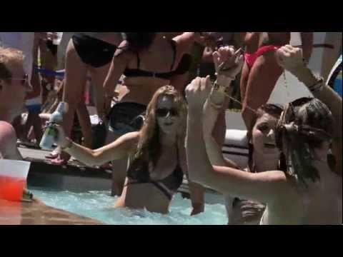 Benny Benassi & Laidback Luke LIVE at Wet Republic Ultra Pool Las Vegas (2010) HD Video 720p