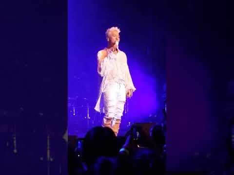 Taeyang White Night Tour in Dallas - Darling