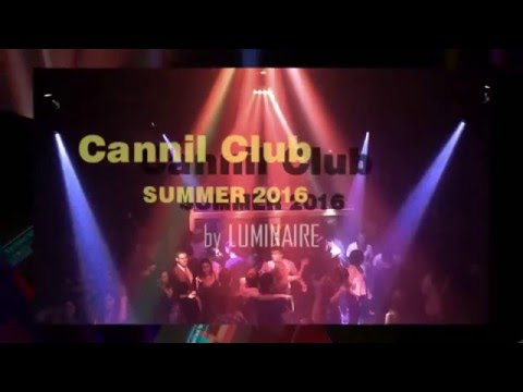 CANNIL CLUB- Summer 2016 by LUMINAIRE