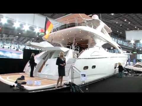 boot 2011: Luxury yachts