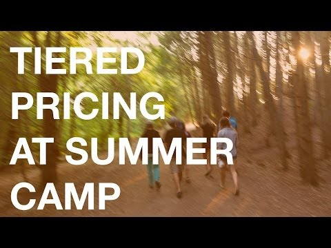 Tiered Pricing for Summer Camps - CampHacker #57