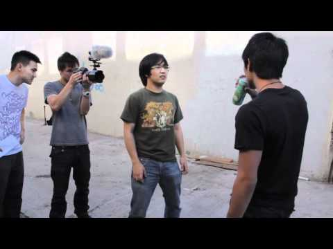 Kung Fooled - Behind The Scenes (Wong Fu Productions)