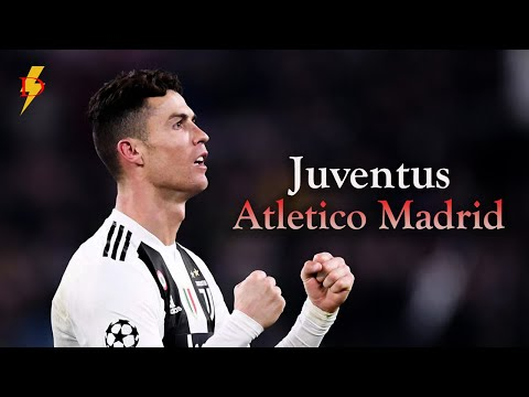 Juventus - Atletico Madrid 3-0 (CARESSA) 2019 - The Movie