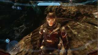 Halo 4 Glitch - How to Get to the Space Battle on Composer