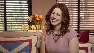 Vanessa Bayer - Trainwreck Interview HD