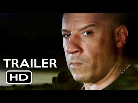 Thumbnail: The Fate of the Furious Official Trailer #1 (2017) Vin Diesel, Dwayne Johnson Action Movie HD