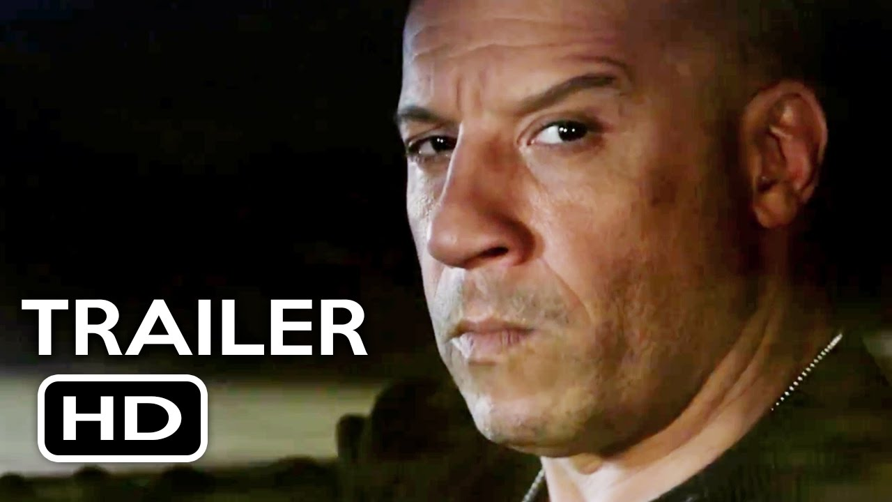 the fate of the furious official trailer 1 2017 vin diesel