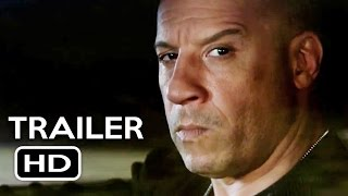 The Fate of the Furious Official Trailer #1 (2017) Vin Diesel, Dwayne Johnson Action Movie HD