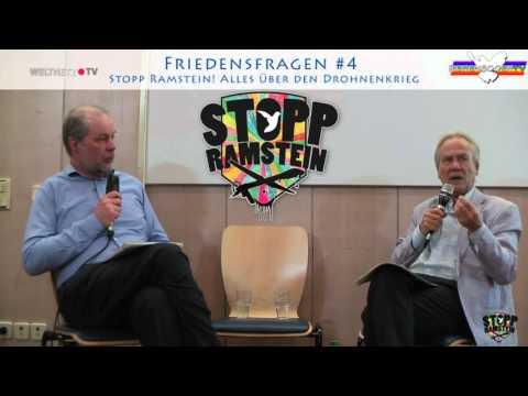 STOPP RAMSTEIN Alles über Drohnenkriege:Wir müssen die Tötungen durch Drohnen ächten! Demo11.06.2016
