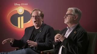 Brad Bird & John Walker Talk