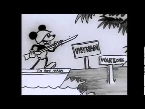 Mickey Mouse in Vietnam
