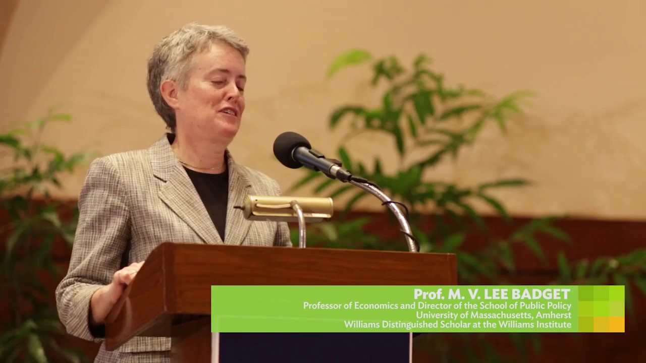 Download M.V. LEE BADGETT - The Economic Cost of Stigma and Exclusion of LGBT People in Social Institutions