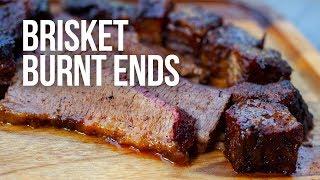 Brisket Burnt Ends | Silverbac Recipe
