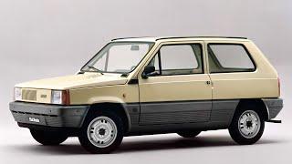 Quello che (forse) non sai sulla Fiat Panda prima serie