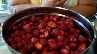 Canning Strawberry Pie Filling - Canning What You Grow