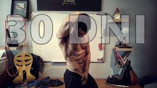 Robiłem brzuch codziennie (30 dni wyzwanie) [REZULTATY]