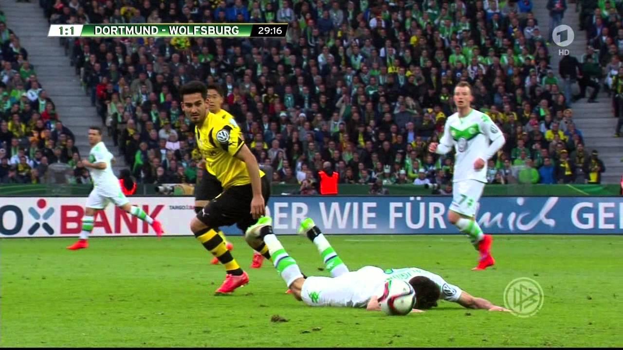 Wolfsburg Dortmund Tore