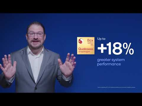 IFA 2020: All about Snapdragon 8cx Gen 2 Compute Platform with Cristiano Amon
